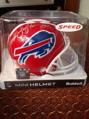 Autograph mini helmet for Sale in Tacoma, WA