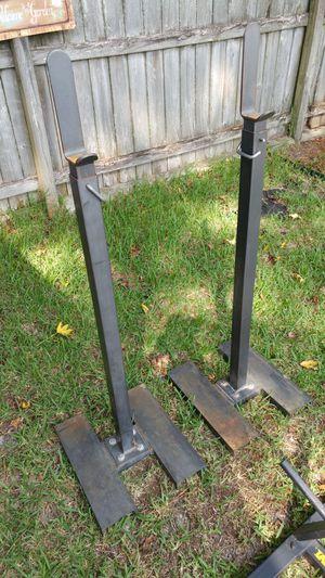 Adjustable Barbell Rack for Sale in Mableton, GA