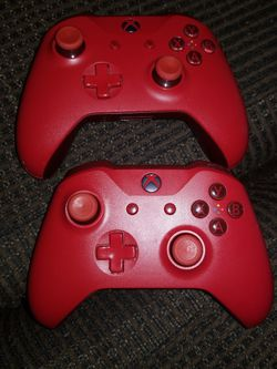 2 Xbox Controller They Both Work Great for Sale in Fort Lauderdale,  FL