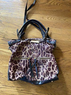 Stevie ladies purse shoulder bag animal print for Sale in Arcadia, CA