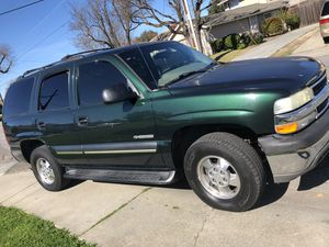03 Chevy Tahoe for Sale in San Leandro, CA