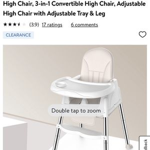 3-1 Baby High Chair for Sale in Whittier, CA