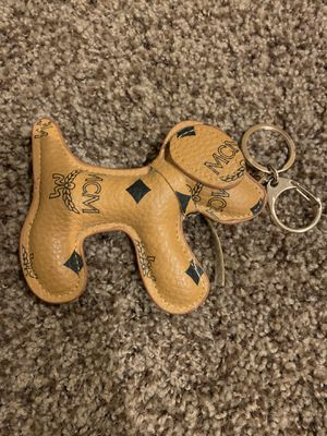 MCM Leather Keychain for Sale in Chino, CA