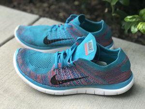 Men's Nike Free 4.0 Flyknit Shoes 10.5 for Sale in Ontario, CA