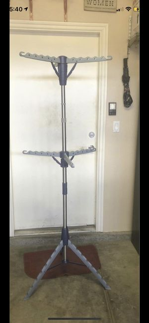 Portable clothing rack for Sale in Las Vegas, NV
