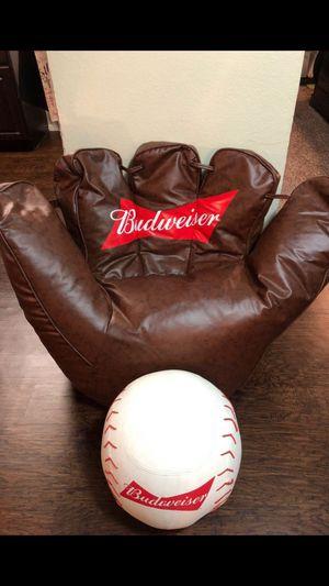 Baseball chair bean bag for Sale in Arlington, TX
