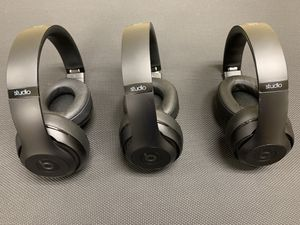 Beats Studio 2 Wireless Bluetooth Headphones - $180 Each NEW for Sale in Dearborn Heights, MI