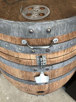 Wine Barrel BBQ Smoker Grill New for Sale in Bellevue, WA