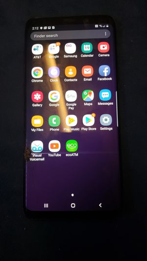At&t samsung galaxy s9 plus 64gb for Sale in Portland, OR