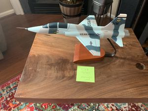 Desktop model T-38 Talon Airplane for Sale in Ashburn, VA
