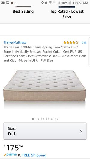 Full MATTRESS for Sale in Columbus, OH