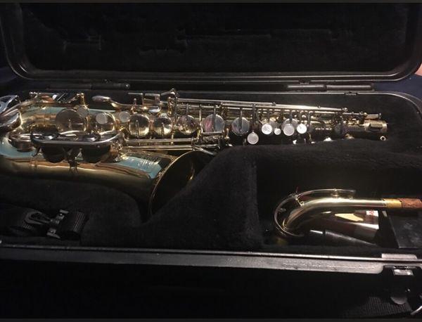 Bundy saxophone