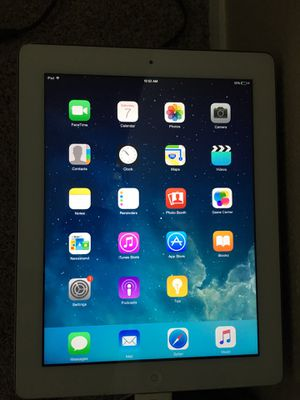 Unlock iPad 3 16 gig WiFi & bluetooth for Sale in Houston, TX