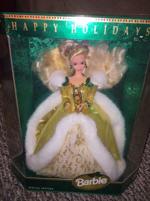 NEW Happy Holidays 1994 Barbie - Special Edition! for Sale in Watsontown, PA