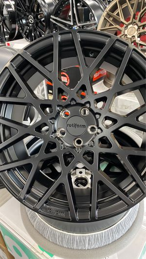 Toyota Corolla Rotiform Rims 19x8.5 BP:5x100 No tires for Sale in Tampa, FL