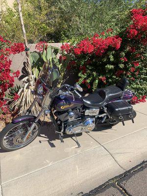 2004 Harley Davidson motorcycle Low Miles for Sale in Glendale, AZ