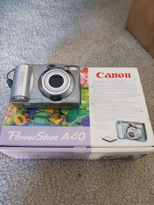 Canon Sure Shot Digital Camera for Sale in Phoenix, AZ