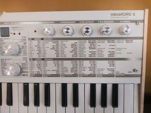 MicroKorg S for Sale in Buffalo, NY