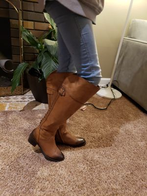 Vince Camuto knee high boots - size 6.5 for Sale in Seattle, WA