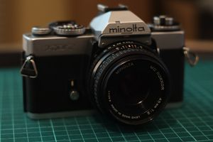 Minolta xd7 European version of xd11 for Sale in Downey, CA