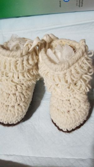 Knitted toddlers footings $7 for Sale in Aberdeen, WA