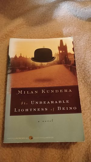 The Unbearable Lightness of Being by Milan Kundera for Sale in Chandler, AZ