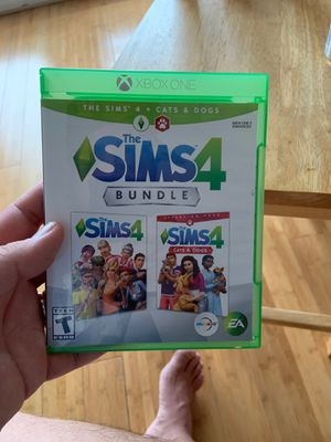 The Sims 4 Xbox 1 for Sale in Chester, VA