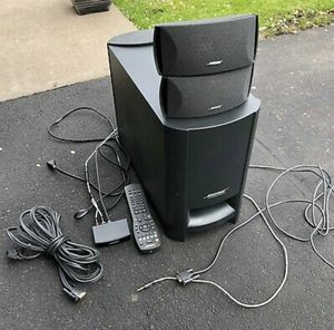 Bose Cinemate Digital Home Theater Speaker System for Sale in Fontana, CA
