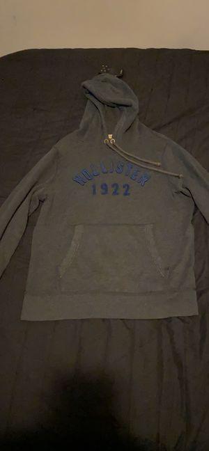 Hollister gray jacket for Sale in Hampton, GA