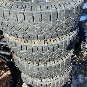 Hard Rock And Duratrack Tire And Wheels for Sale in Boulder, CO