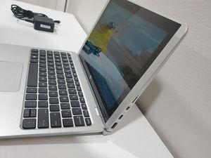 Laptop HP x2 - 10-p018wm Intel® Atom™ x5-Z8350 4 GB RAM 64 GB SSD Notebook PC Windows 10 hp dell apple for Sale in Wheeling, IL