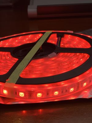 RGB STRIP RGB !! 16ft LONG RGB STRIP REMOTE CONTROL !! RGB RGB !! PERFECT FOR TIK TOK VIDEOS !! for Sale in San Diego, CA