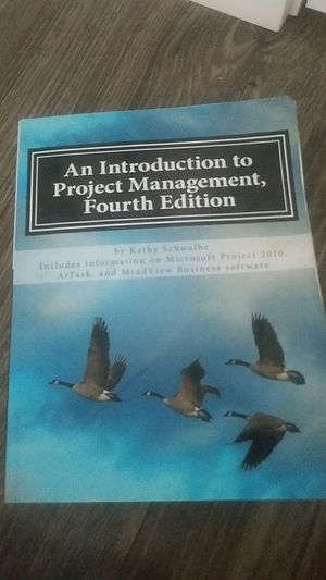 An Introduction to Project Management fourth edition for Sale in Spokane, WA
