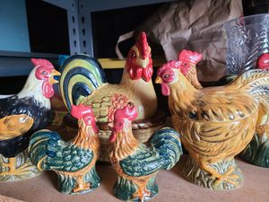 Coklection of roosters for Sale in Wildomar, CA