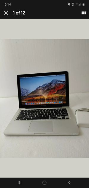 """FAST Apple MacBook Pro 13"""" Late 2011 Core i7 2.8Ghz, 8gb,256GB SSD High Sierr#42 for Sale in Peoria, AZ"""