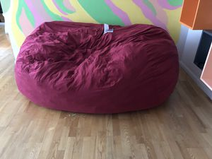 2 person bean bag -XL . Used only for a week for Sale in Seattle, WA
