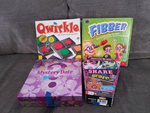 Kid's board games (9) for Sale in Swissvale, PA