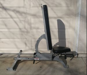 Promaxima commercial adjustable bench for Sale in Elk Grove, CA