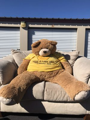 Giant Teddy Bear for Sale in Albuquerque, NM