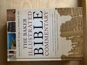 The baker's illustration bible commentary for Sale in Grand Terrace, CA