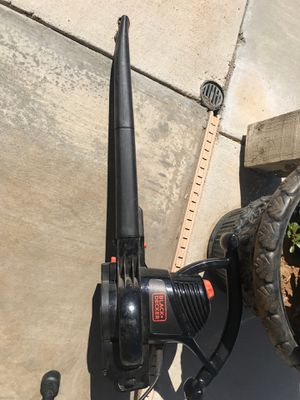Electric Leaf Blower for Sale in Moreno Valley, CA