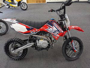 125cc Apollo RFZ X5 Mid Size Dirt Bike for Sale in Woodstock, GA