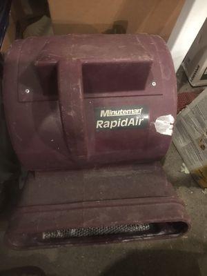 Minuteman rapidair model c42000-01 for Sale in Decatur, IN