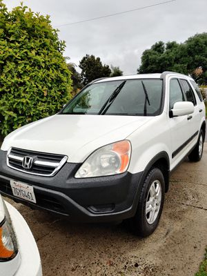 Honda CRV-LX 4WD! Clean Title ~Smogged~ Great Running Condition! for Sale in La Habra Heights, CA