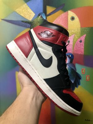 Air Jordan 1 Retro High OG 'Bred Toe ' 2018 for Sale in Miami, FL