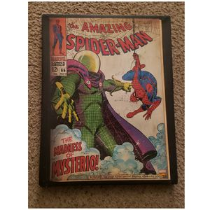Spiderman wall art for Sale in Hershey, PA