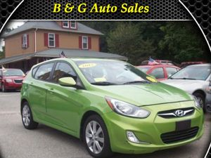 2012 Hyundai Accent SE Automatic 97K Miles for Sale in Chelmsford, MA