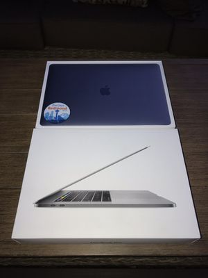 MacBook Pro 15 with 16gb ram and 512 SSD Storage and Touchbar for Sale in Kirkland, WA