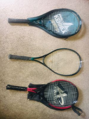 Pro Kennex Infinity LS & Athletech tennis rackets for Sale in Greenwood, IN