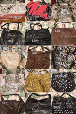 Purses 👛 for Sale in Oceano, CA